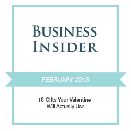 Unique Valentine's gifts for her via Business Insider