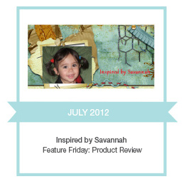 Inspired by Savannah Feature Friday