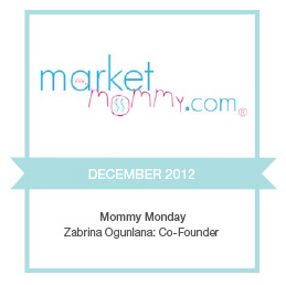 Market Mommy Spotlight on Zabrina Ogunlana