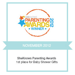 SheKnows Parenting Awards Goodie Tins First Place